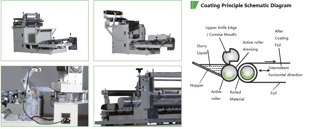 Coater Rack Gap Machine